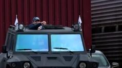 MX: Así fue el primer día de Maradona como presidente: entrada en 'Monster Trucks', sus mil caras tras perder...