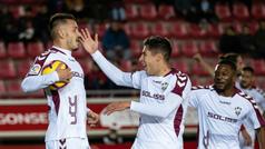 LaLiga 123 (J18): Resumen y goles del Numancia 1-2 Albacete