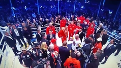 El día que Tyson Fury cantó I don't want to miss a thing tras ganar a Klitschko