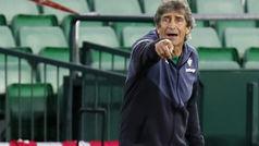 """Pellegrini: """"Tuvimos ocasiones muy claras para finiquitar el partido"""""""