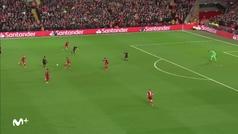 Gol de Marcos Llorente (2-1) en el Liverpool 2-3 Atlético