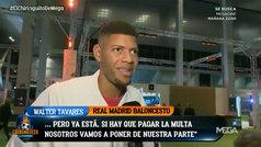 """Tavares desvela que todo el vestuario pagaría la multa de las 'ratas': """"Somos un equipo"""""""