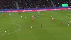 Gol de Cristiano Ronaldo (0-1) en el Leverkusen 0-2 Juventus