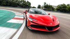 Prueba exclusiva del Ferrari SF90 Stradale