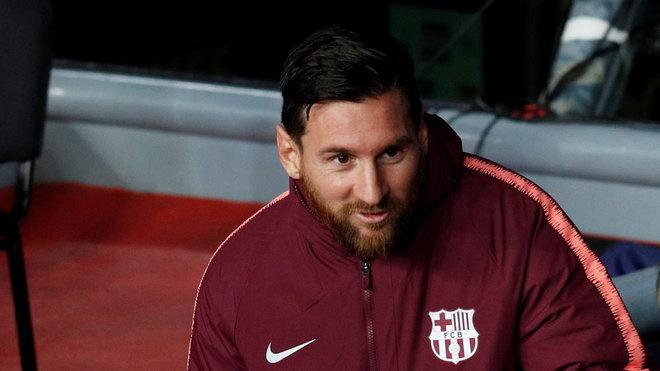 Lionel Messi reveló que hubo gente en Barcelona que no quiso ficharlo