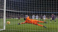 LaLiga (J24): Resumen y goles del Barcelona 1-0 Valladolid