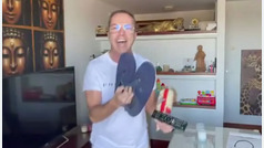 Cristobal Soria y el kit básico de un madridista para ver la Supercopa... ¡desde casa!