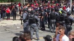 El pánico toma la celebración de los Raptors: disparos y estampidas que sembraron el caos