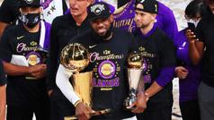 LeBron James, un MVP único en la historia