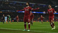 Champions League (cuartos, vuelta): Resumen y goles del Manchester City 1-2 Liverpool