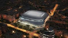 Así será el nuevo y espectacular Santiago Bernabéu