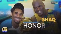 El rincón de su casa que Shaquille O'Neal ha dedicado al fallecido Kobe Bryant