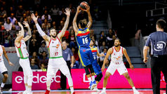 Liga ACB. Resumen Andorra 93-73 Baskonia