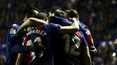 LaLiga (J34): Resumen y goles del Levante 4-0 Betis