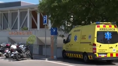 Cataluña triplica el número de ingresados en los hospitales en dos semanas