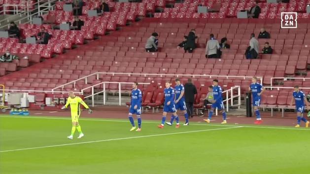 Premier League (J7): Resumen y gol del Arsenal 0-1 Leicester City