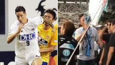 Fernando Torres debutó con el Sagan y ya es un ídolo para su nueva afición