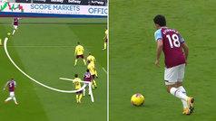 Fornals tira del carro del West Ham: magistral 'bananita' para asistir a Antonio