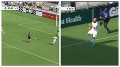 Gol y asistencia, así fue el debut de Higuaín con el Inter Miami