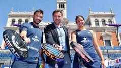Valladolid pone en macha su cita World Padel Tour más grande de la historia