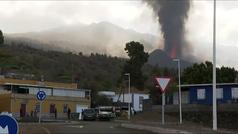 Más de 6.200 desalojados por el volcán en La Palma