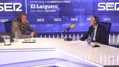 """Florentino Pérez: """"Sin la Superliga no habrá fichajes grandes"""""""