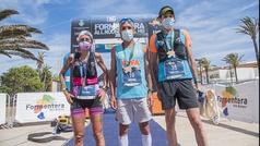 Azara García brilla en la Formentera All Round Trail HG