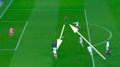 Qué fácil lo hace el PSG: ¡triángulación de videoconsola de Neymar, Sarabia y Mbappé!