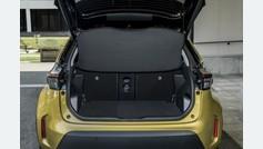 El maletero, un punto fuerte del Toyota Yaris Cross Electric Hybrid