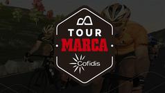 El pelotón de los 10.000: Roger Adrià conquista la primera edición del Tour MARCA by Cofidis