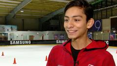 """Donovan Carrillo: """"Los Juegos Olímpicos ya son una meta"""""""