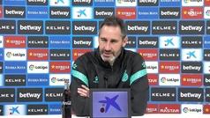 """Vicente Moreno: """"No creo que existan los 'entrenadores ascenso"""""""