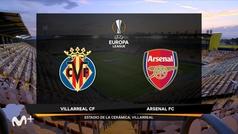 Uefa Europa League (ida semifinales): Resumen y goles del Villarreal 2-1 Arsenal