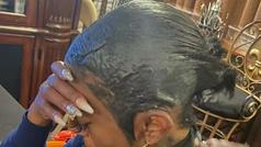 Tessica Brown se pone superpegamento en el pelo en vez de laca: pide ayuda desesperada y su caso se
