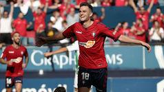 LaLiga 123 (J9): Resumen y goles del Osasuna 3-1 Córdoba