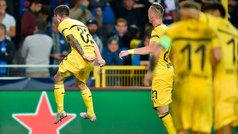 Champions League (J1): Resumen y gol del Brujas 0-1 Dortmund