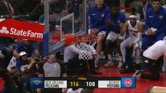 Pistons 108-116 Pelicans