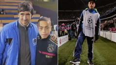 Sergiño Dest se despide del Ajax con un vídeo... ¡en el que aparece Raúl!