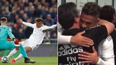 """El de Mariano al Barça, último gol en el Bernabéu hace hoy un año: """"Aún no me lo creo"""""""