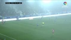Gol de Koke (0-3) en el Huesca 0-3 Atlético