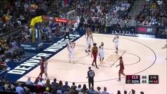 Ricky Rubio y Facundo Campazzo, el pique más caliente de la NBA