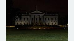 La noche en que la Casa Blanca volvió a apagar sus luces