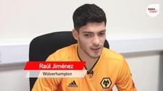 Mx Raúl Jiménez mexicanos a Europa
