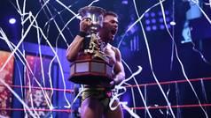 El español A-Kid hace historia y gana su primer torneo en la WWE