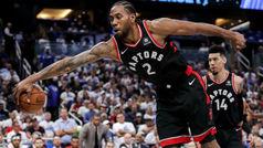 Kawhi Leonard hace historia como el mejor anotador de los Raptors en unos 'playoffs'