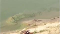 La tragedia del coronavirus llega al Ganges con decenas de cuerpos flotando en aguas del río sagrado