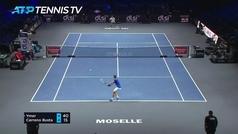 Pablo Carreño pasa a cuartos en el Moselle Open