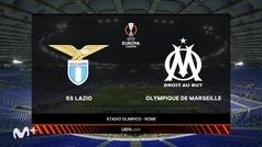 Europa League (J3): Resumen del Lazio 0-0 Marsella