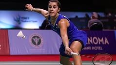 Carolina Marín, con muy buenas sensaciones en Tailandia