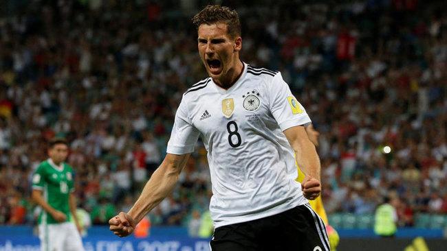 f44d1d696 Alemania vs México: Alemania está a otro nivel - Copa Confederaciones